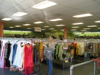Thrift stores in the US